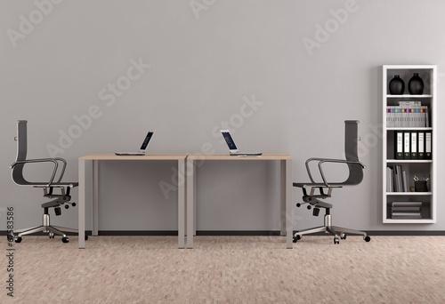 canvas print picture Arbeit - Mehrpersonenbüro