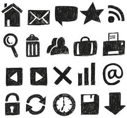 Icon Doodle Set