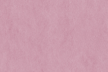 Old Recycle Striped Pale Pink Paper Coarse Grunge Texture