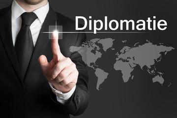 touchscreen Diplomatie