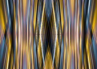 Futuristic lines background