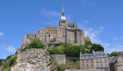 Mont St Michel France