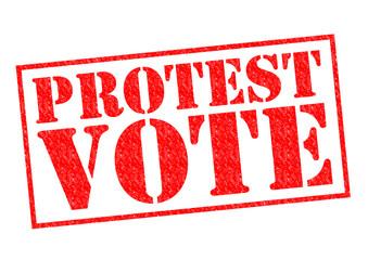 PROTEST VOTE