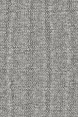Woolen Woven Fabric Light Gray Grunge Texture