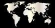 silver worldmap