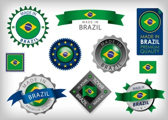 Made in Brazil, Brasil Seals