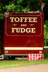 Toffee and Fudge stall