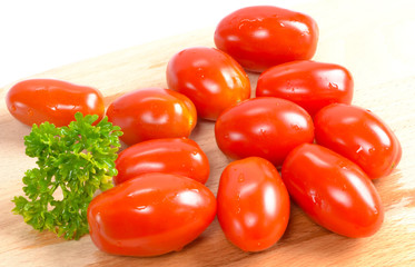 Nid de tomates