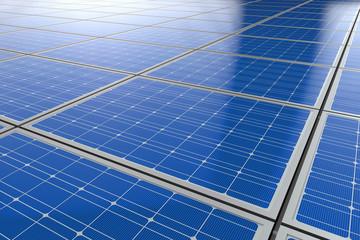 Photovoltaik Solarzellen Hintergrund 1