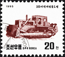 Bulldozer (North Korea 1995)