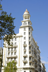 Classic building in Montevideo