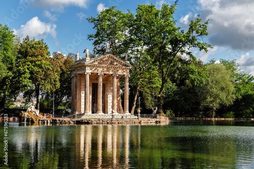 Fototapeta Tempio di esculapio