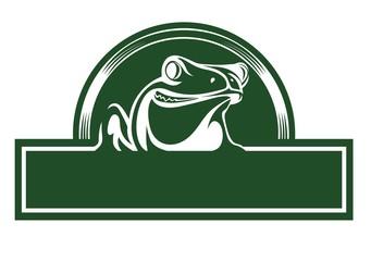 frog emblem