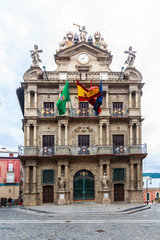 Pamplona City Hall