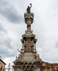 pamplona monument