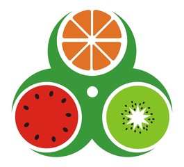 three fruit icon
