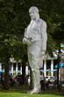 Leinwanddruck Bild - München - Denkmal des Maximilian-Joseph Graf von Montgelas.