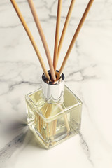 Aromatherapy reed diffuser air freshener