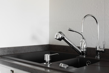 european bright and stylish water tap