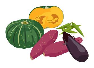 野菜 夏野菜