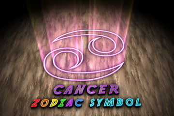 Cancer Zodiac Symbol