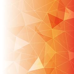 pomarańczowe abstrakcyjne tło wektor