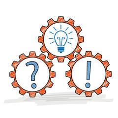 Three Gears Question Idea Answer