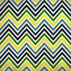 Seamless chevron background pattern