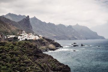 Canarian village