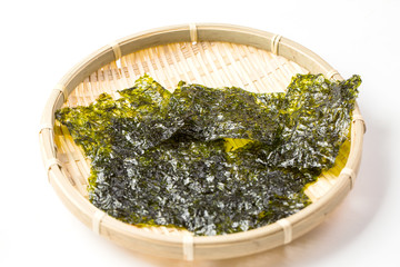 Roasted Paper Seaweed