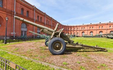 Soviet 152 mm howitzer-gun M1937 (ML-20)