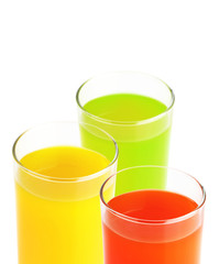 Healty Juice Isolated