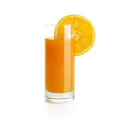 Orange Juice with slice