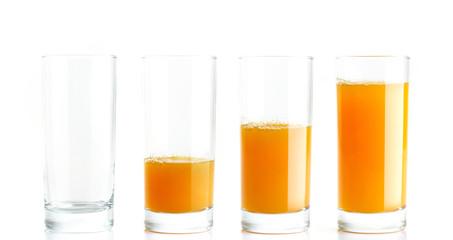 Orange Juice gradient fill