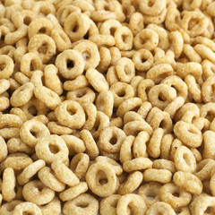 Macro of Cereal