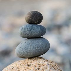 Stones balance background