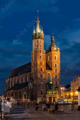 Marienkirche von Krakau