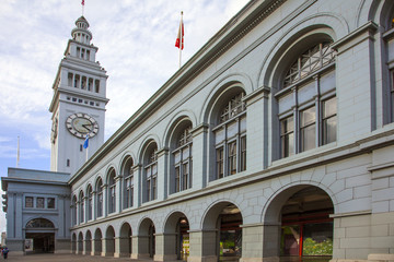 Markthalle in San Francisco