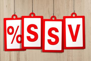 SSV Schild