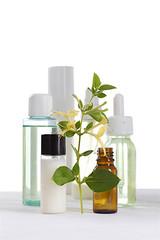 cosmétiques naturels à base de plantes