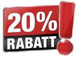 19 % Rabatt