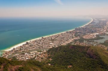 Rio de Janeiro, Barra da Tijuca, Atlantic Ocean