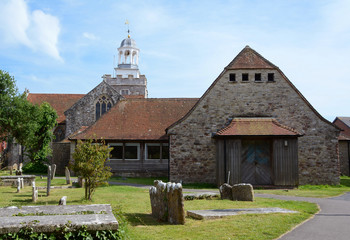 St. Thomas and All Saints Church in Lymington