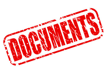 DOCUMENTS red stamp text