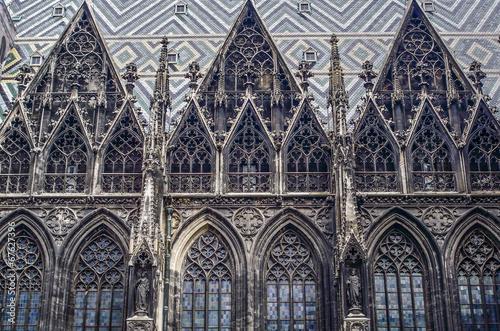 St.Stephen's cathedral, Vienna, Austria
