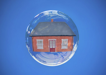 Property house bubble