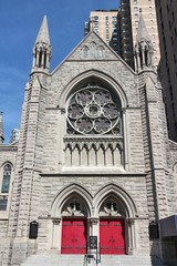 New York church - Holy Trinity Lutheran church