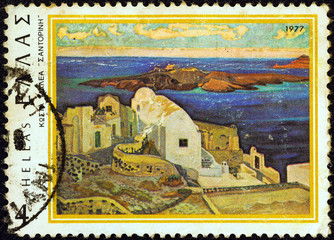 """Santorini"" by Costas Maleas (Greece 1977)"