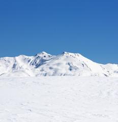 Alpengipfel