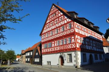 Rathaus in Suhl Heinrichs